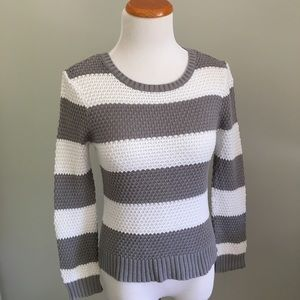 Old Navy Striped Sweater!